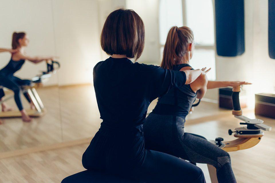 pilates máquina castellon